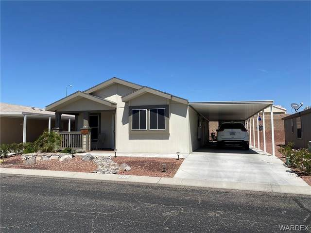 2350 Adobe Rd #265 Road, Bullhead, AZ 86442 (MLS #980002) :: The Lander Team