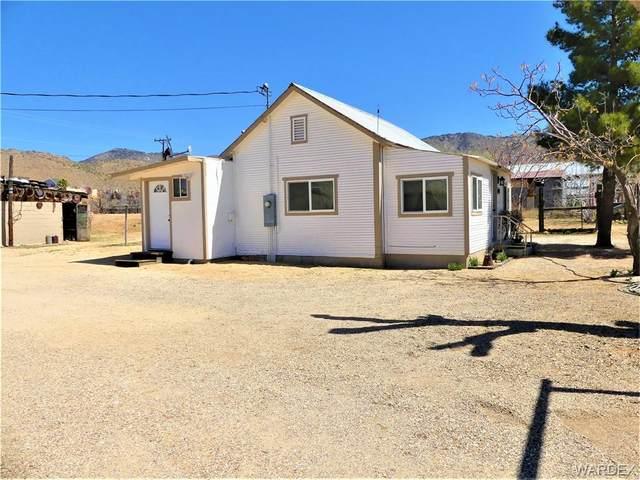 4998 Tennessee Avenue, Chloride, AZ 86431 (MLS #980037) :: AZ Properties Team | RE/MAX Preferred Professionals