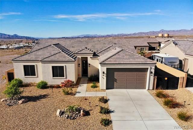 2579 Montano Ridge Drive, Bullhead, AZ 86442 (MLS #980062) :: The Lander Team