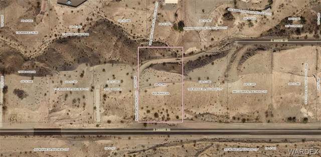 1829 Mohave Drive, Bullhead, AZ 86442 (MLS #980074) :: The Lander Team