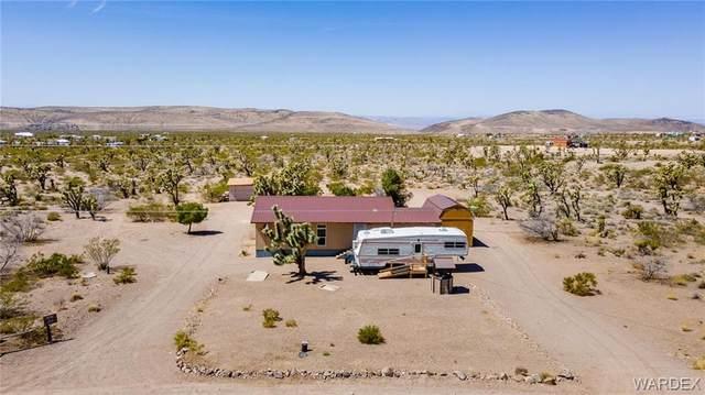 20683 N Silver Eagle Drive, White Hills, AZ 86445 (MLS #980075) :: AZ Properties Team   RE/MAX Preferred Professionals