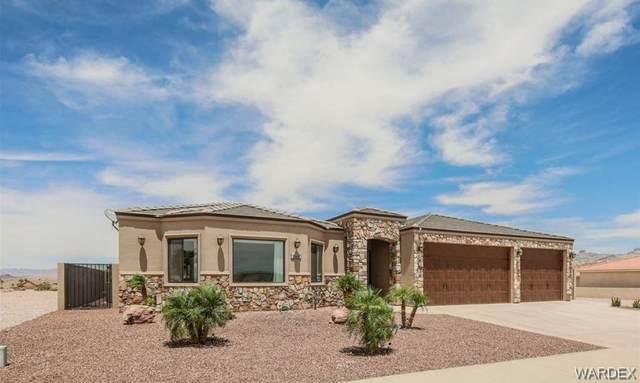 2899 Palo Brea Circle, Bullhead, AZ 86429 (MLS #980077) :: The Lander Team