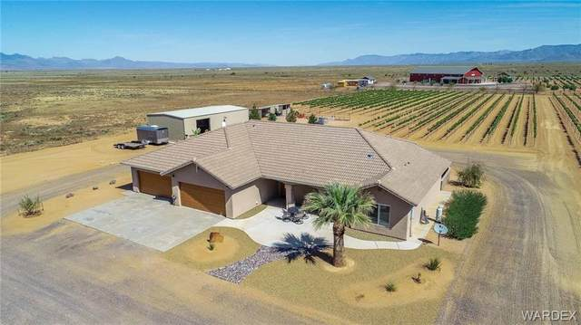 6861 E Brooks Boulevard, Kingman, AZ 86401 (MLS #980079) :: AZ Properties Team | RE/MAX Preferred Professionals