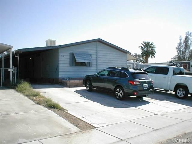 2578 Via Arroyo, Bullhead, AZ 86442 (MLS #980082) :: The Lander Team