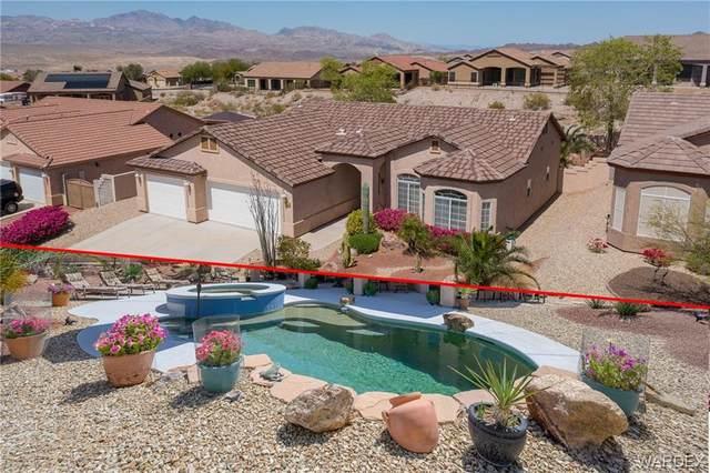 2831 La Paloma Drive, Bullhead, AZ 86429 (MLS #980084) :: The Lander Team