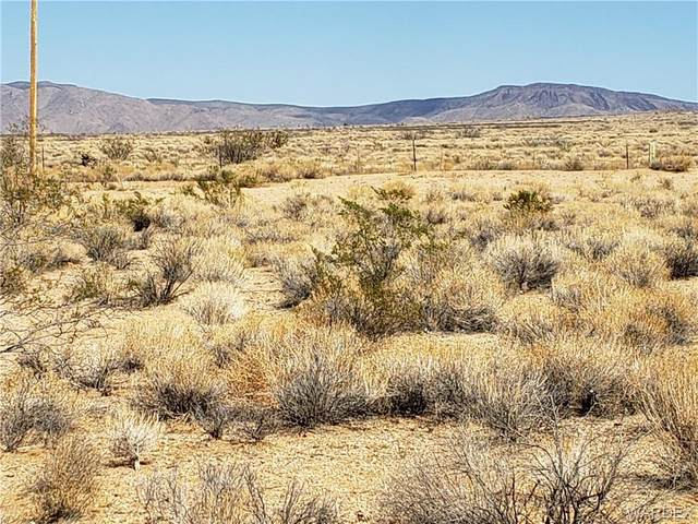 7517 E Vista Drive, Kingman, AZ 86401 (MLS #980095) :: The Lander Team