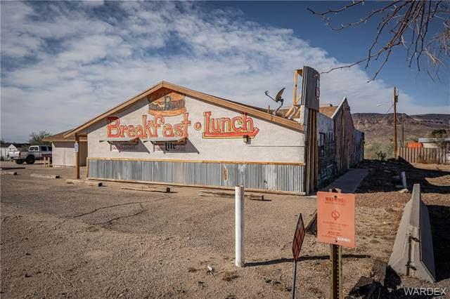 12421 Frontage Road, Yucca, AZ 86438 (MLS #980099) :: The Lander Team