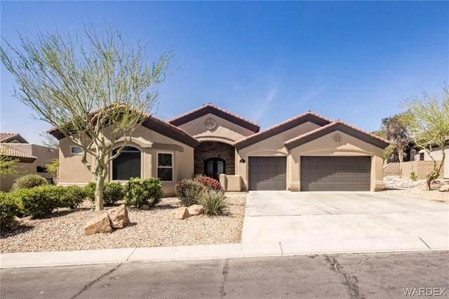 2815 Sidewheel Drive, Bullhead, AZ 86429 (MLS #980101) :: The Lander Team
