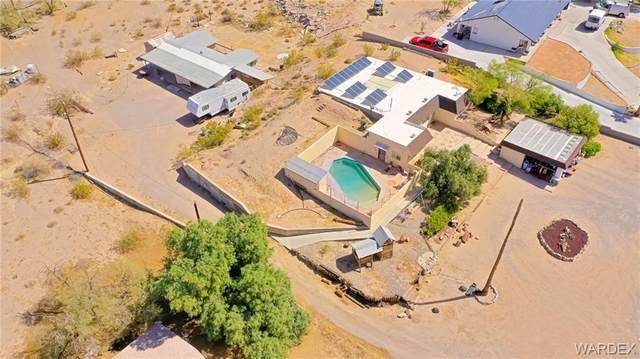 2219 E Camp Mohave Road, Fort Mohave, AZ 86426 (MLS #980115) :: The Lander Team