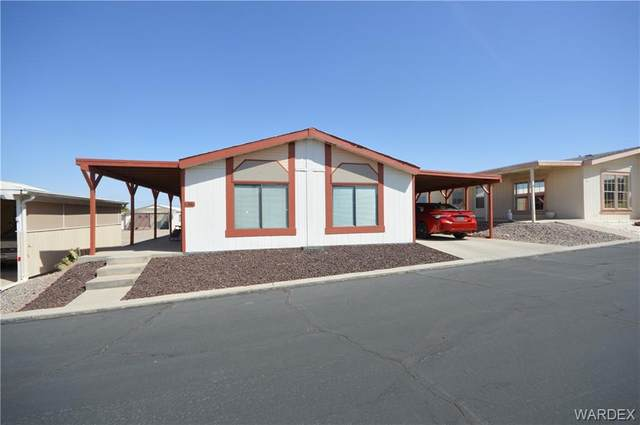 2960 Silver Creek Road #96, Bullhead, AZ 86442 (MLS #980117) :: The Lander Team