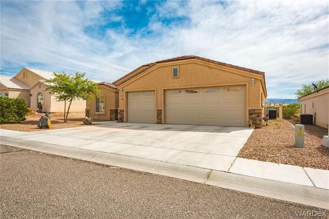 4844 S Mesa Amarilla Lane, Fort Mohave, AZ 86426 (MLS #980119) :: The Lander Team