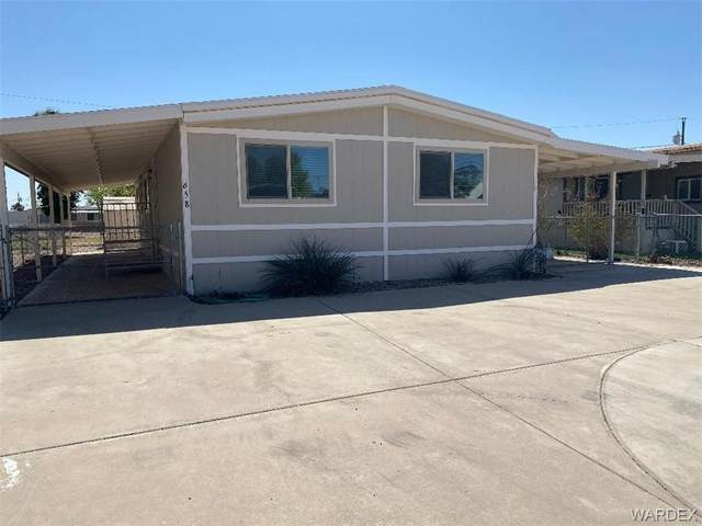 658 E Clearview Drive, Mohave Valley, AZ 86440 (MLS #980143) :: The Lander Team
