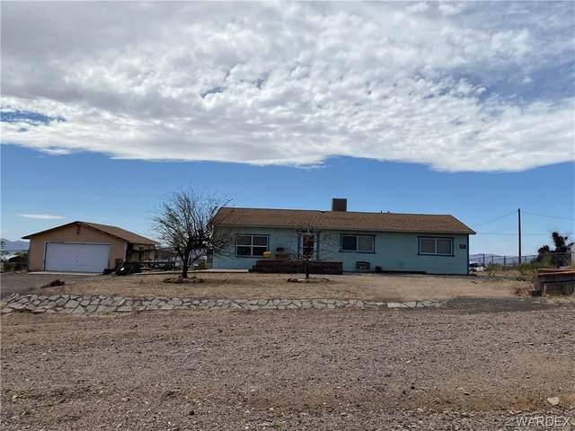 4417 N So Hi Boulevard, Golden Valley, AZ 86413 (MLS #980147) :: The Lander Team