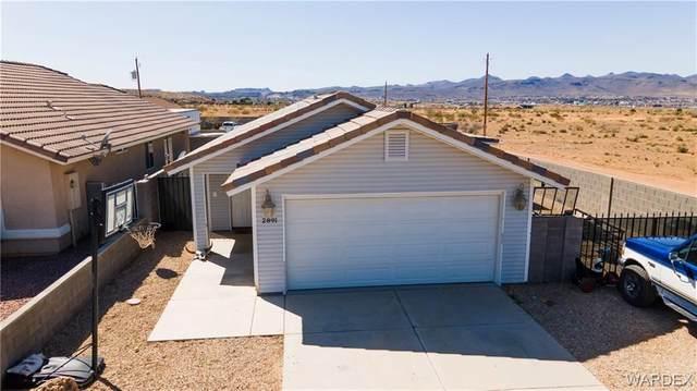 2891 N Sage Street, Kingman, AZ 86401 (MLS #980155) :: AZ Properties Team | RE/MAX Preferred Professionals