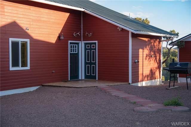 10664 E Austin Loop, Kingman, AZ 86401 (MLS #980164) :: The Lander Team