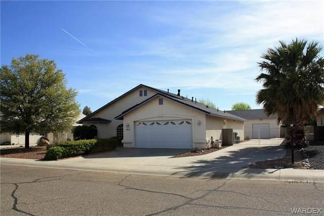 3972 Prairie View Drive, Kingman, AZ 86409 (MLS #980171) :: The Lander Team