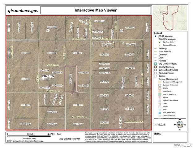 306-38-008C Bacobi Road, Golden Valley, AZ 86413 (MLS #980179) :: The Lander Team