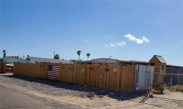 5637 S Flint Street, Fort Mohave, AZ 86426 (MLS #980182) :: The Lander Team