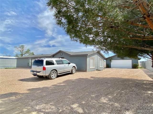 2280 E Butler Avenue, Kingman, AZ 86409 (MLS #980187) :: The Lander Team