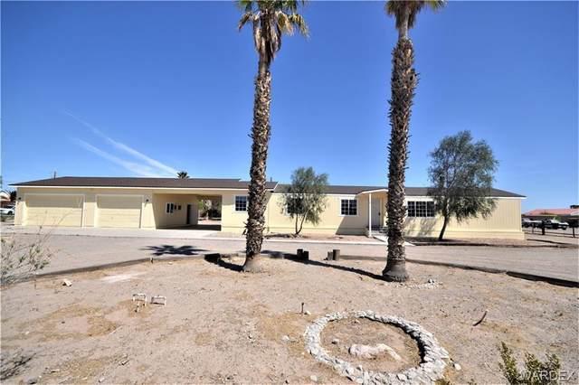 5270 S Calle Del Media, Fort Mohave, AZ 86426 (MLS #980191) :: The Lander Team