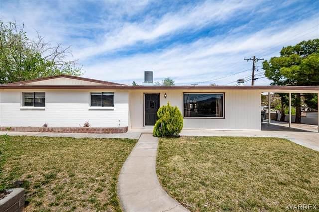 409 Lead Street, Kingman, AZ 86401 (MLS #980192) :: The Lander Team