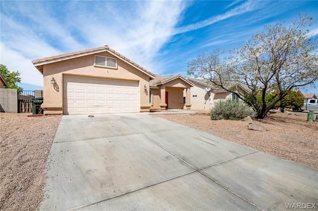 3155 N Tanner Street, Kingman, AZ 86401 (MLS #980193) :: The Lander Team