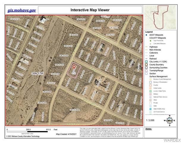 800 E Pueblo Drive, Meadview, AZ 86444 (MLS #980200) :: AZ Properties Team | RE/MAX Preferred Professionals