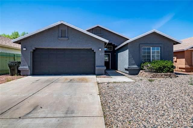 3689 N Burbank Street, Kingman, AZ 86409 (MLS #980202) :: The Lander Team
