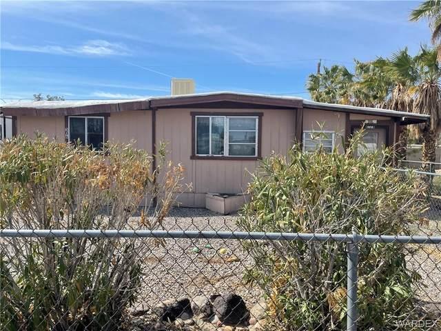 306 Meander Drive, Bullhead, AZ 86442 (MLS #980213) :: The Lander Team
