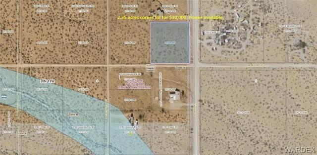 Lot 8 S Jade Road, Golden Valley, AZ 86413 (MLS #980215) :: The Lander Team