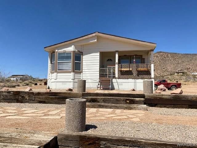 7839 N Avenida Del Burro, Kingman, AZ 86409 (MLS #980223) :: The Lander Team