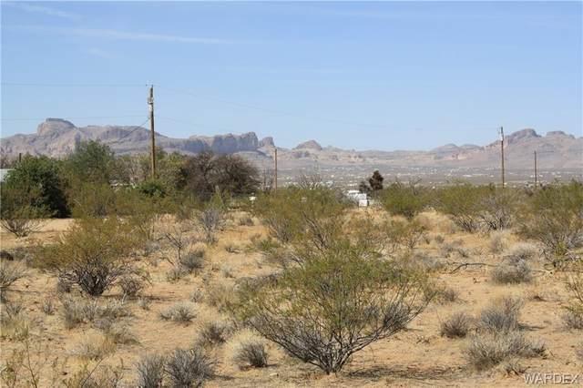 00 W Abrigo Drive, Golden Valley, AZ 86413 (MLS #980235) :: The Lander Team