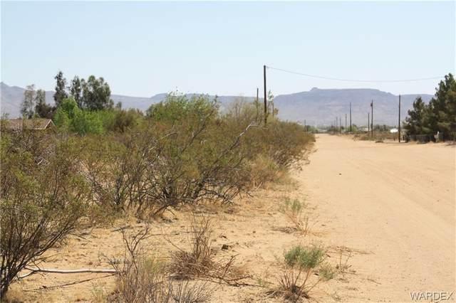 00 W Abrigo Drive, Golden Valley, AZ 86413 (MLS #980237) :: The Lander Team