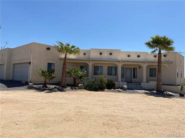 2120 W Billionaire Lane, Yucca, AZ 86438 (MLS #980250) :: AZ Properties Team | RE/MAX Preferred Professionals