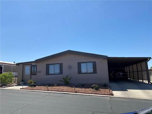 2960 Silver Creek Rd 106, Bullhead, AZ 86442 (MLS #980252) :: The Lander Team
