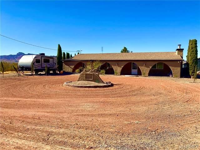 1161 S Concho Road, Golden Valley, AZ 86413 (MLS #980269) :: AZ Properties Team | RE/MAX Preferred Professionals