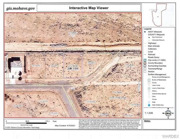 7329 E Stoneaxe Drive, Kingman, AZ 86401 (MLS #980274) :: AZ Properties Team | RE/MAX Preferred Professionals