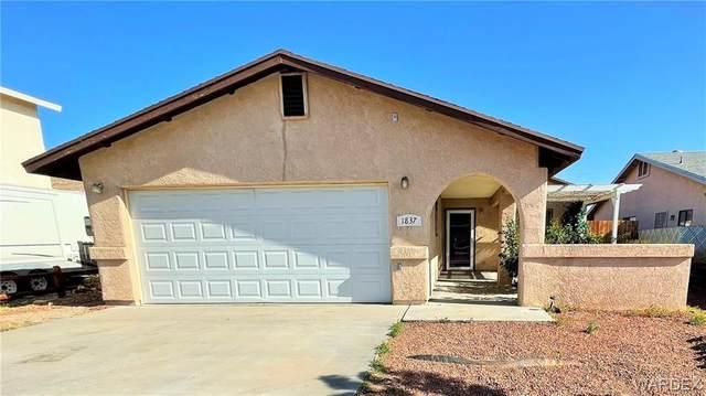1837 Golden Gate Avenue, Kingman, AZ 86401 (MLS #980297) :: AZ Properties Team | RE/MAX Preferred Professionals