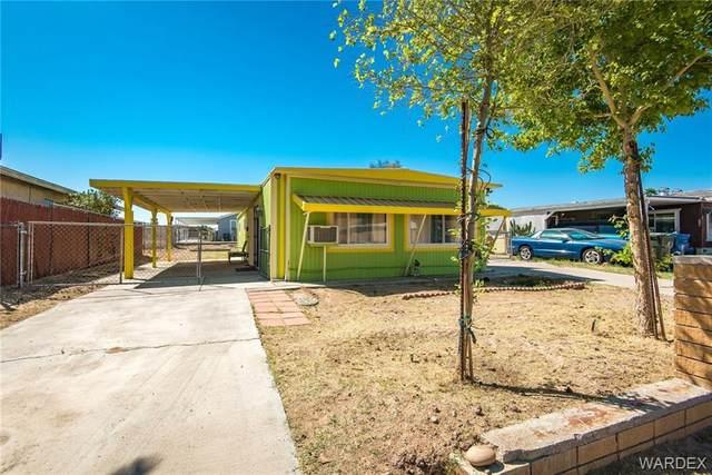 624 Palo Verde Drive, Bullhead, AZ 86442 (MLS #980302) :: AZ Properties Team | RE/MAX Preferred Professionals