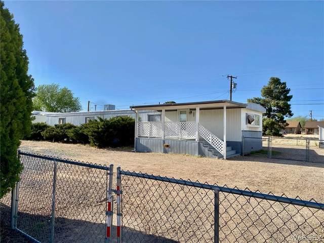 2845 E Hearne Avenue, Kingman, AZ 86409 (MLS #980320) :: AZ Properties Team | RE/MAX Preferred Professionals