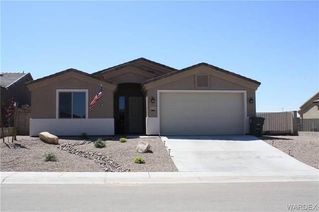 3324 Brenda Avenue, Kingman, AZ 86401 (MLS #980327) :: AZ Properties Team | RE/MAX Preferred Professionals