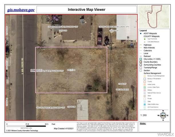 1818 Del Norte Drive, Bullhead, AZ 86442 (MLS #980335) :: AZ Properties Team | RE/MAX Preferred Professionals
