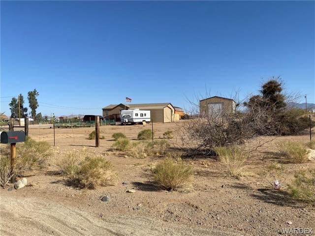 4083 W Chino Drive, Golden Valley, AZ 86413 (MLS #980339) :: The Lander Team