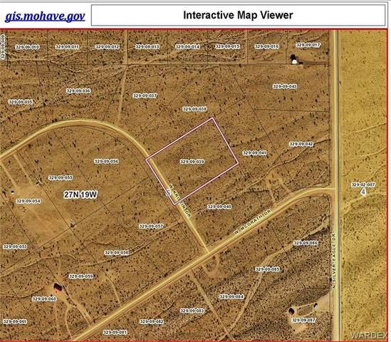 8625 W Kristin Drive, White Hills, AZ 86445 (MLS #980361) :: The Lander Team