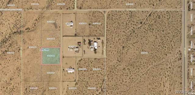 1.10 acres N Amado Road, Golden Valley, AZ 86413 (MLS #980379) :: The Lander Team