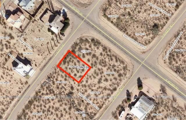 8996 N Lariat Drive, Kingman, AZ 86401 (MLS #980381) :: The Lander Team