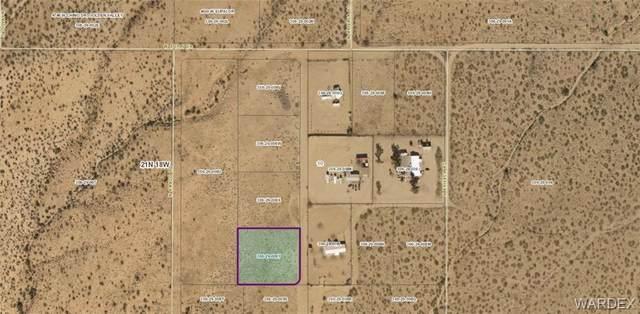 TBD N Amado Road, Golden Valley, AZ 86413 (MLS #980382) :: The Lander Team