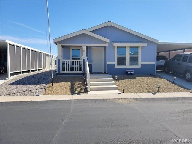 1545 El Rodeo Rd #157, Fort Mohave, AZ 86426 (MLS #980385) :: The Lander Team