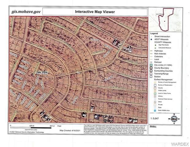7452, 7458 E Morningside Drive, Kingman, AZ 86401 (MLS #980392) :: AZ Properties Team | RE/MAX Preferred Professionals