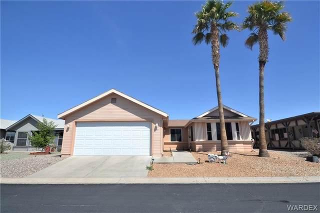 1545 El Rodeo Road #172, Fort Mohave, AZ 86426 (MLS #980393) :: AZ Properties Team   RE/MAX Preferred Professionals